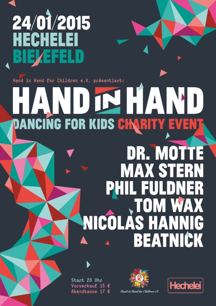 """""""Hand in Hand"""" Dancing for kids Charity"""