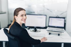 SYNAXON-Mitarbeiter haben die Chance, sich im Unternehmen weiterzubilden.