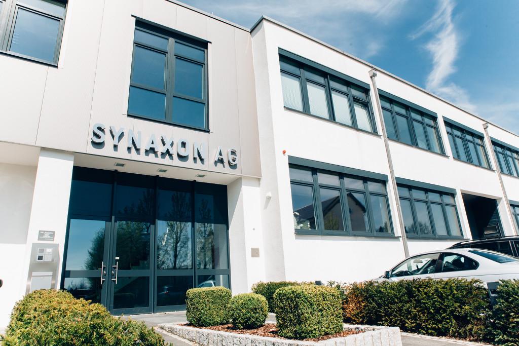 Die SYNAXON AG in Schloß Holte-Stukenbrock.