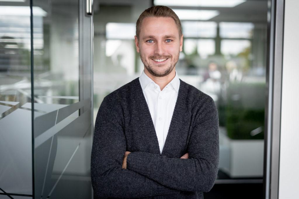 Fabian Grünkemeier, Vorstandsassistent bei der SYNAXON AG. Bild: SYNAXON AG