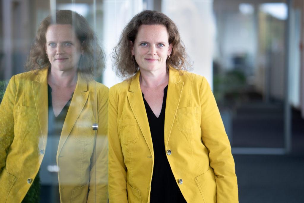 Hanne Kaup, weibliche Führungskraft bei der SYNAXON AG. Bild: SYNAXON AG