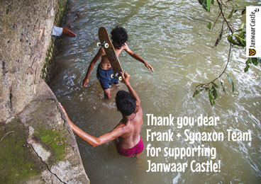 Janwaar Castle thank you